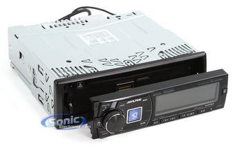 cdehd149bt alpine cde hd149bt single din bluetooth car stereo w hd radio alpine cde-hd149bt wiring diagram at readyjetset.co