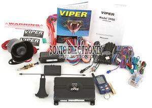 V on Viper 3105v Alarm System Wiring Diagram