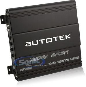 autotek at1000 at 1000 2 channel class ab car amplifier rh sonicelectronix com