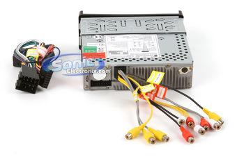 planet audio p9725b single din in dash dvd, cd, mp3 receiver w Car Capacitor Wiring Audio Pin Wiring planet audio capacitor wiring