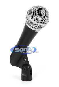 pg58xlr shure pg58 xlr (pg58xlr) cardioid dynamic vocal microphone shure pg58 wiring diagram at gsmx.co